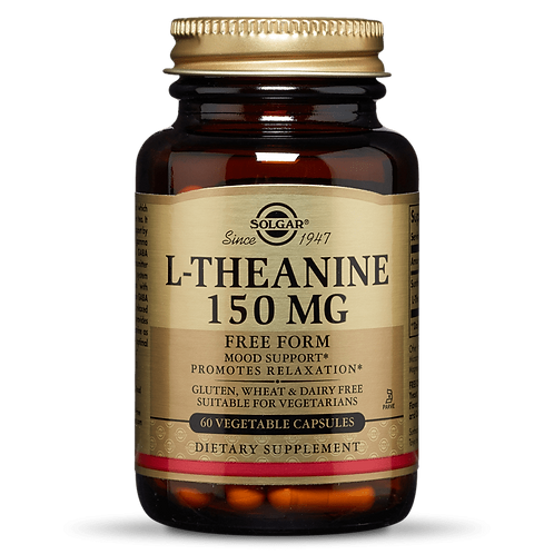 L-Theanine 150 mg 30 Vegetable Capsules