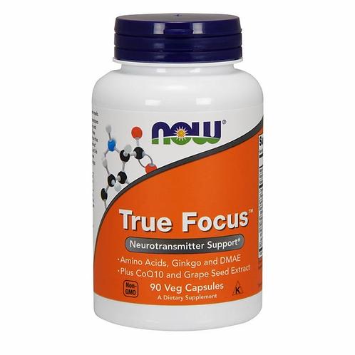 Now True Focus 90 capsules