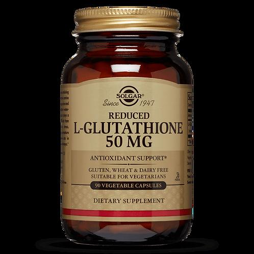 L-Glutathione 50 mg 30 Vegicaps