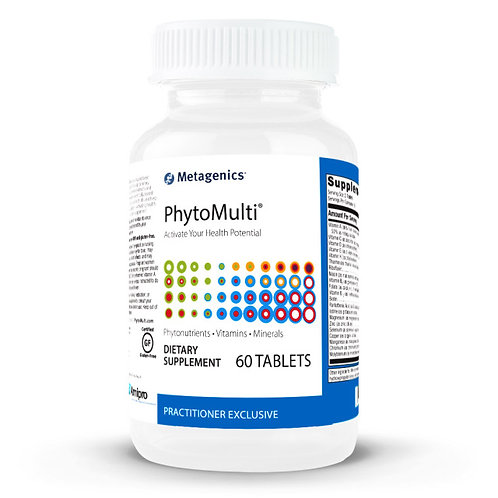 Phytomulti without Iron 60 Tablets