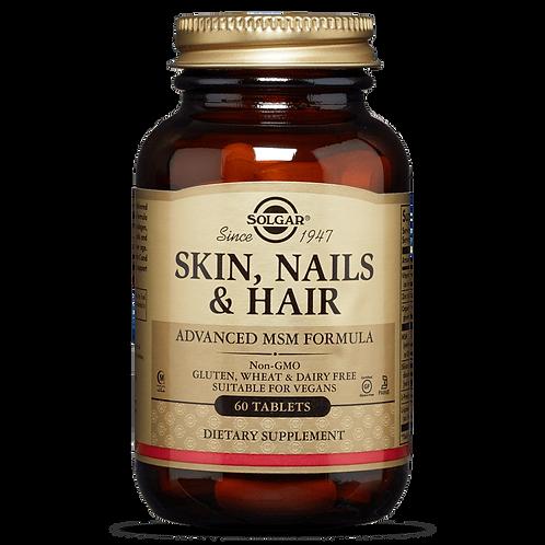Skin Nails & Hair 60 Tablets