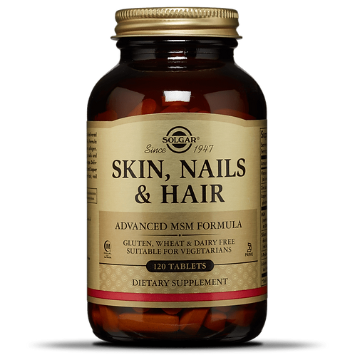 Skin Nails & Hair 120 Tablets