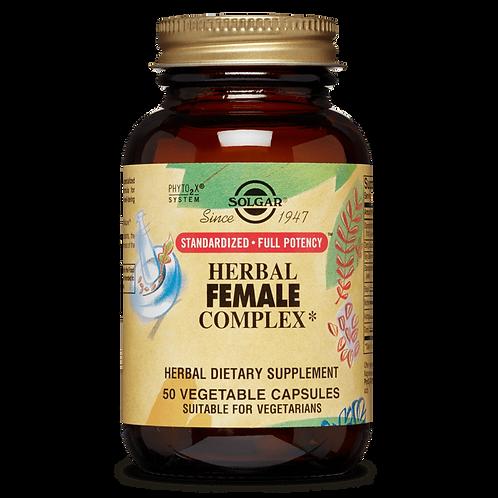 Herbal Female Complex 50 Vegicaps
