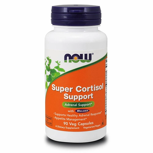 Now Super Cortisol Support 90 capsules