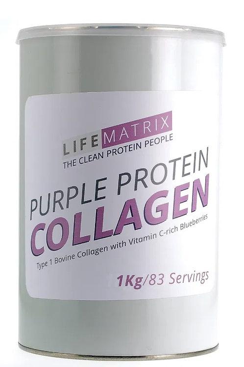 Purple Protein Collagen 1Kg