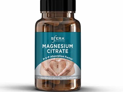 Sfera Magnesium citrate 60 capsules