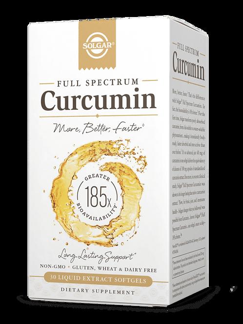 Full Spectrum Curcumin 30 Softgel