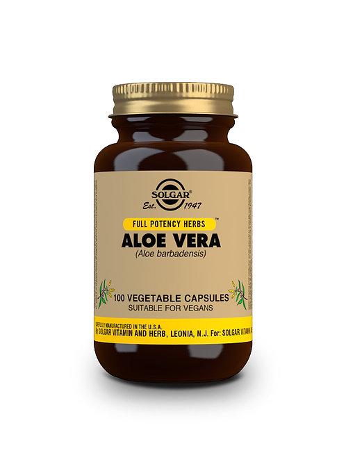 Aloe Vera 100 Vegicaps