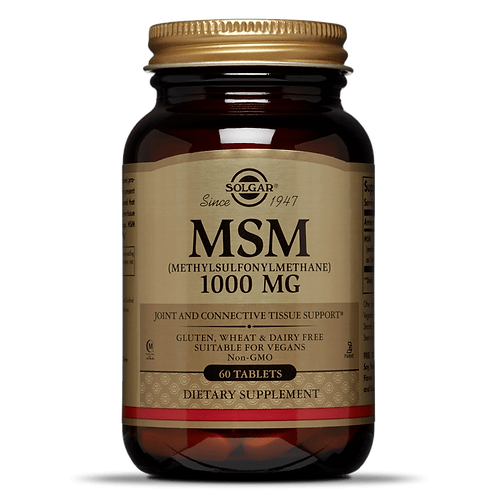 MSM 1000 mg 60 Tablets