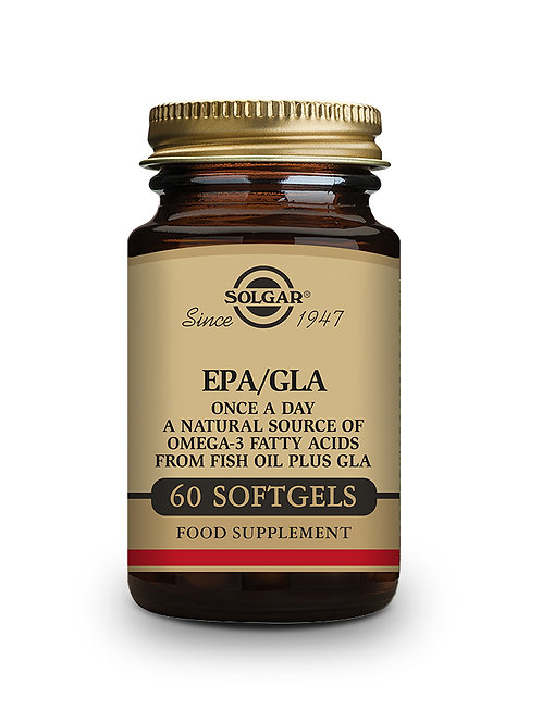 EPA/GLA 60 Softgels