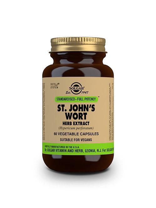 St. John's Wort Herb Extract 60 Vegicaps