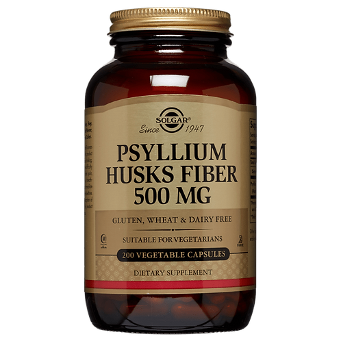 Psyllium Husks Fibre 200 Vegicaps