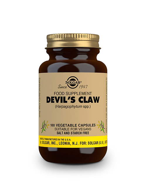 Devil's Claw 100 Vegicaps