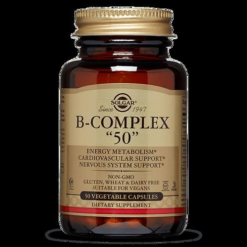 """Formula Vitamin B Complex """"50"""" 50 Vegicaps"""