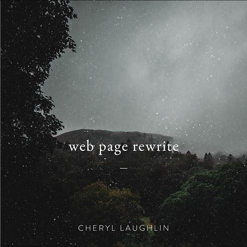 Web Page Rewrite