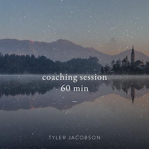 Coaching Session - 60 min