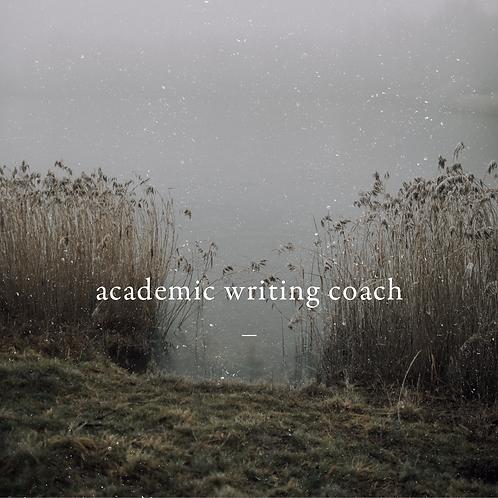 Academic Writing Coach