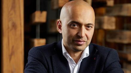 Uzbek restaurateur-turned-tech founder disrupting conservative branch