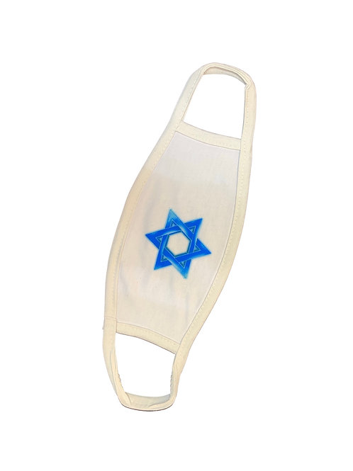 Mask - Star of David