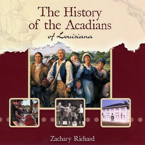 History of the Acadians of Louisiana (English)