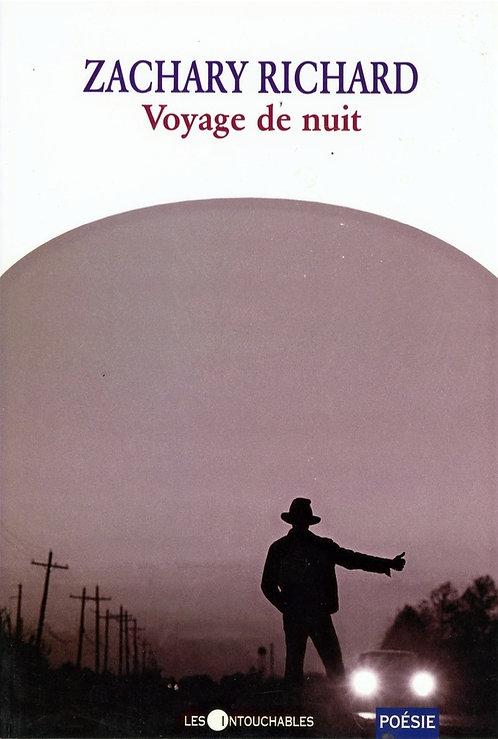 Voyage de nuit (poésie - français)