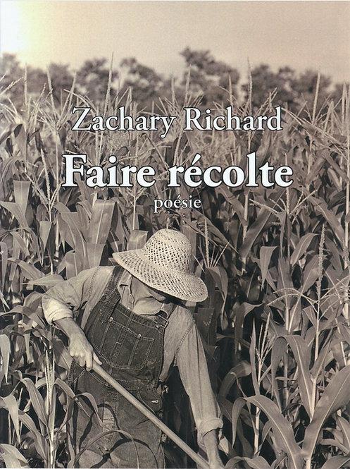 Faire Récolte (poésie - français)