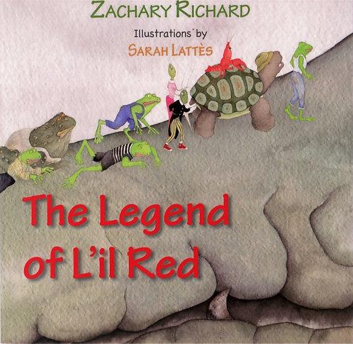 The Legend of L'il Red (conte - English Tome 1)