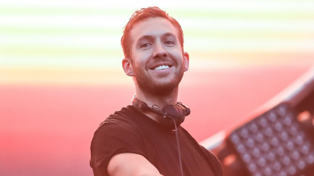 Calvin Harris - My Way |  I think of the good times. When we were truly happy.