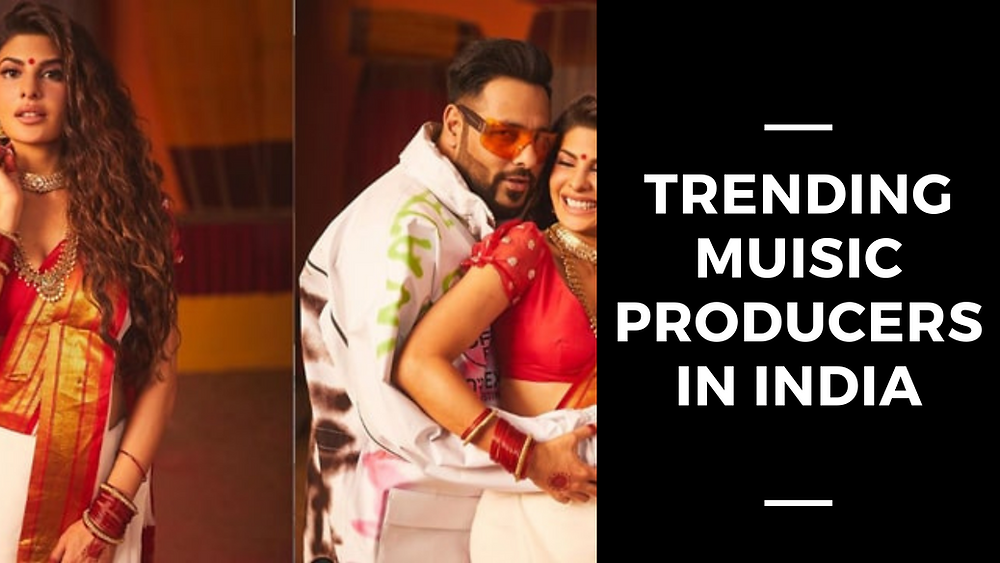 trending music producers in india