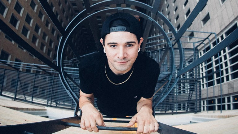 skrillex and music production
