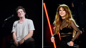 Charlie Puth - We Don't Talk Anymore   Selena's verse was recorded in Charlie's closet in 15 minutes