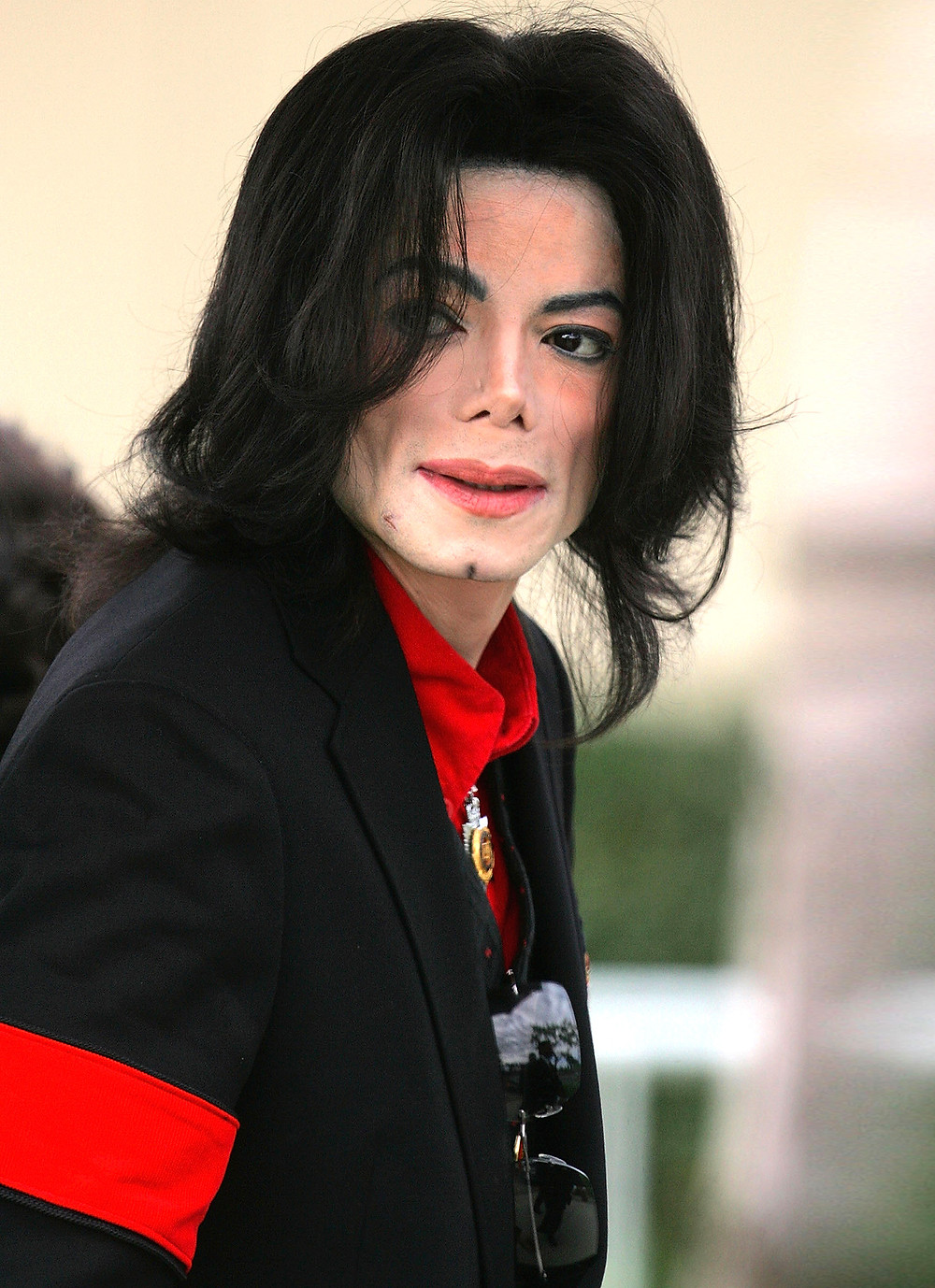 Michael Jackson - They Don't Care