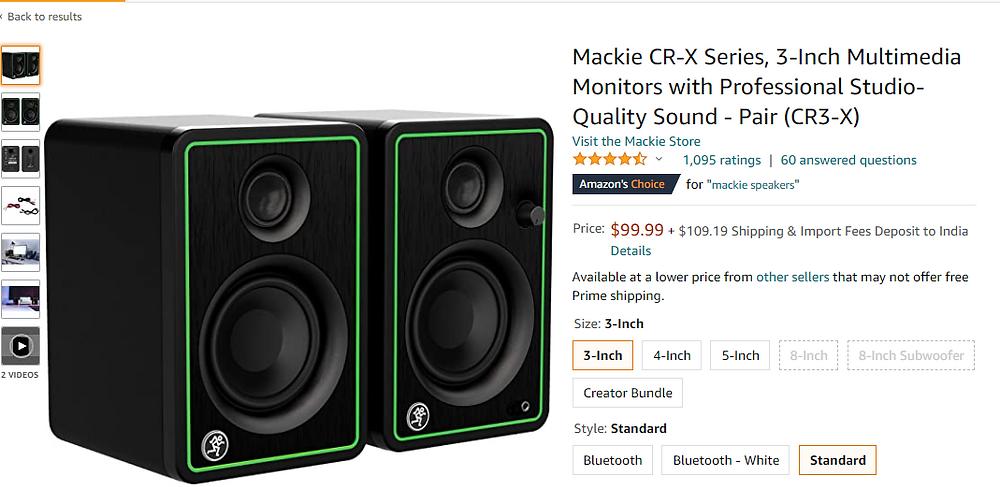 What studio speakers do i buy