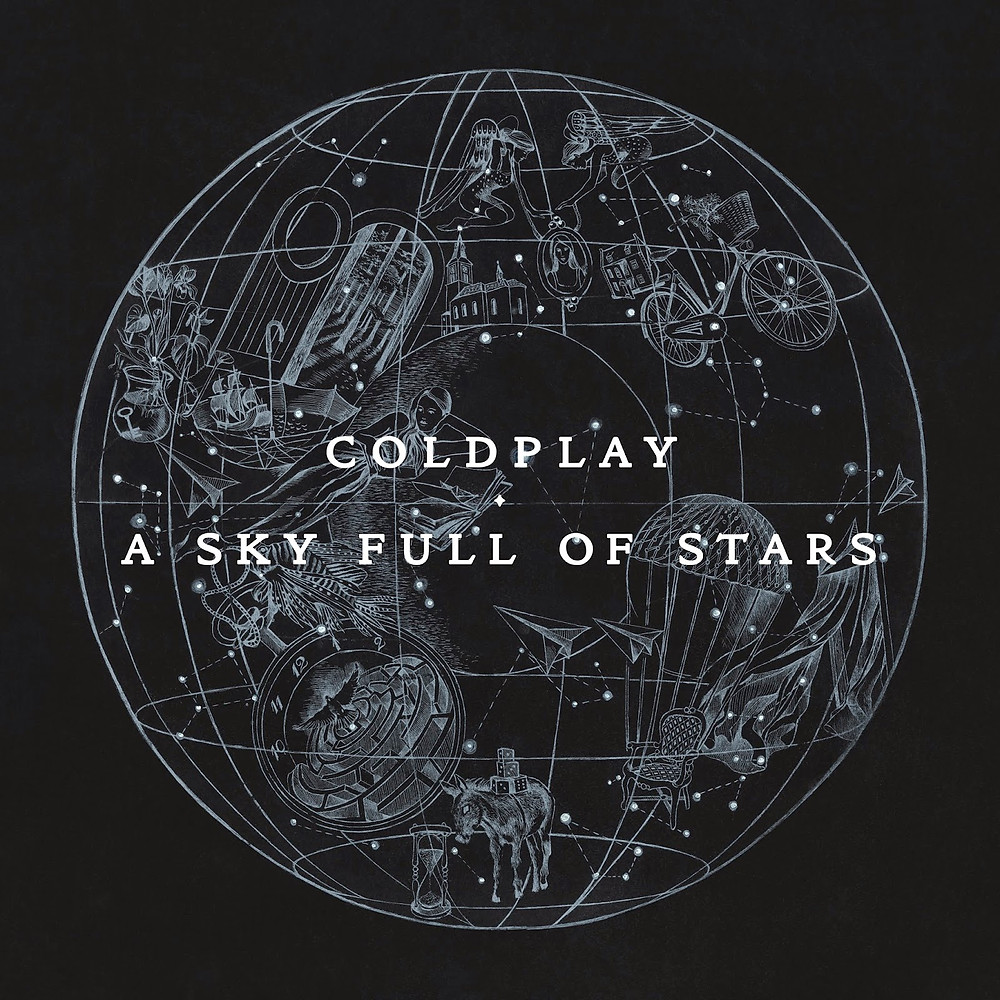 Coldplay - A Sky Full Of Stars | A song that Avicii produced!