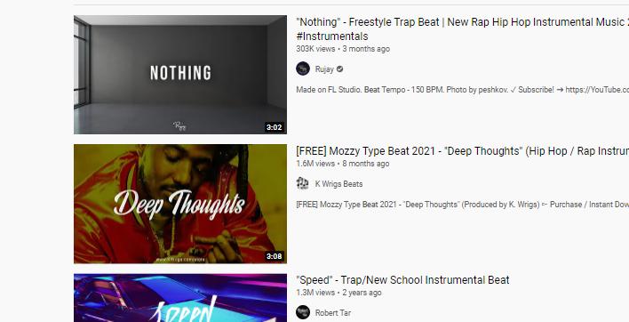 youtube monetization beat making music money