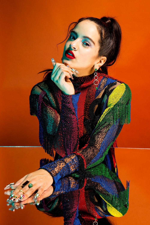 ROSALÍA, J Balvin - Con Altura | the voice of rosalia is damn addictive