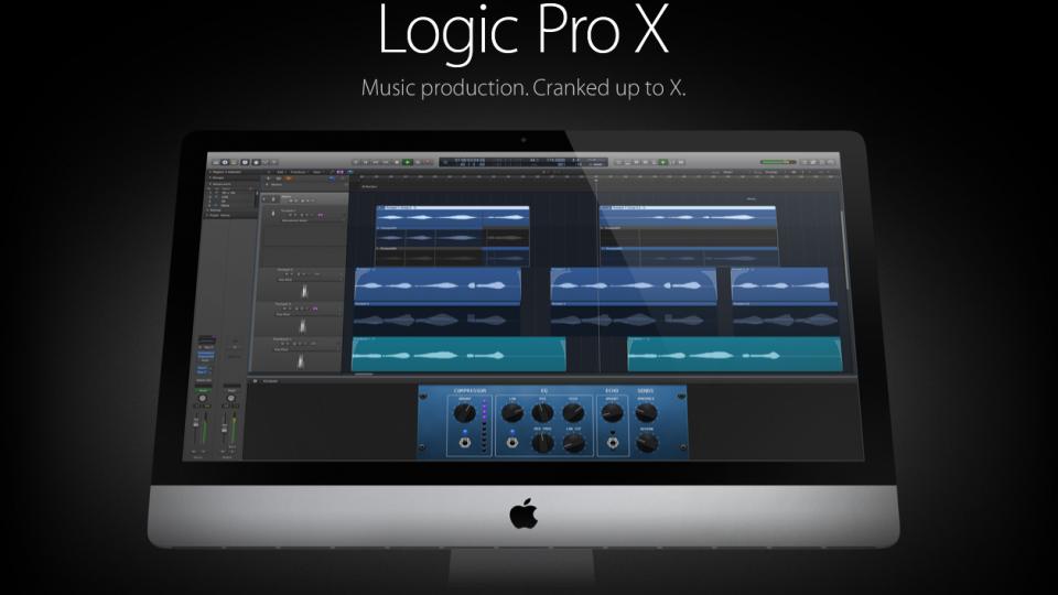 Logic Pro music production