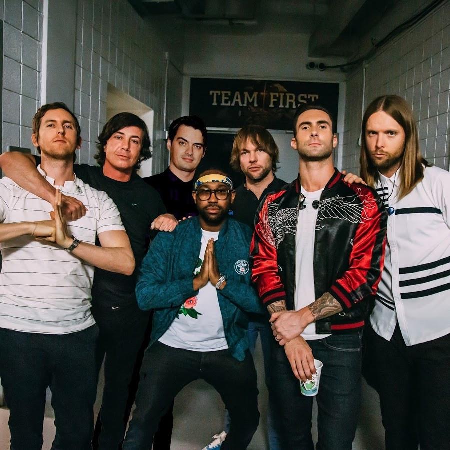 Listen to Maroon 5 - 2 best songs