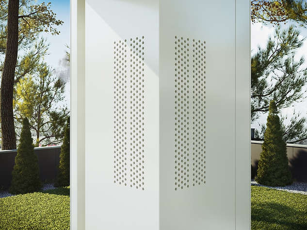 Integrierte Lautsprecher