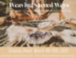 Weaving Sacred Ways Frauenretreat - Eine Reise durch die Elemente der göttlichen Weiblichkeit