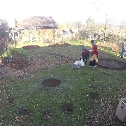 Building a Sweatlodge Switzerland