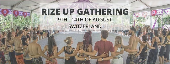 Rize Up Gathering Switzerland
