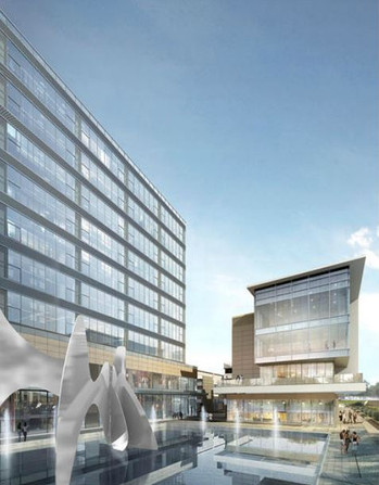 Lushan Blvd Development, Chengdu