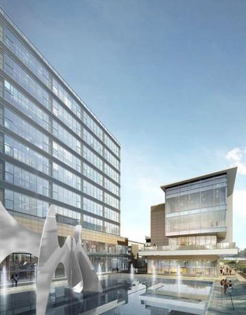 Luschan Blvd Entwicklung, Chengdu