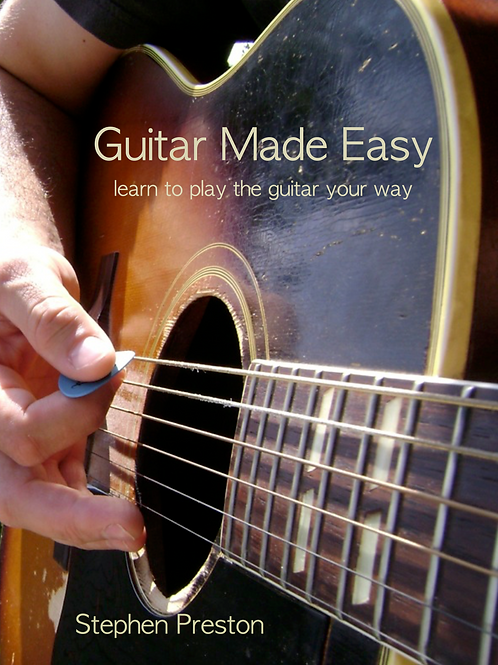 Guitar Made Easy pdf download