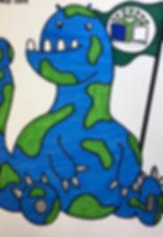 Eco Mascot