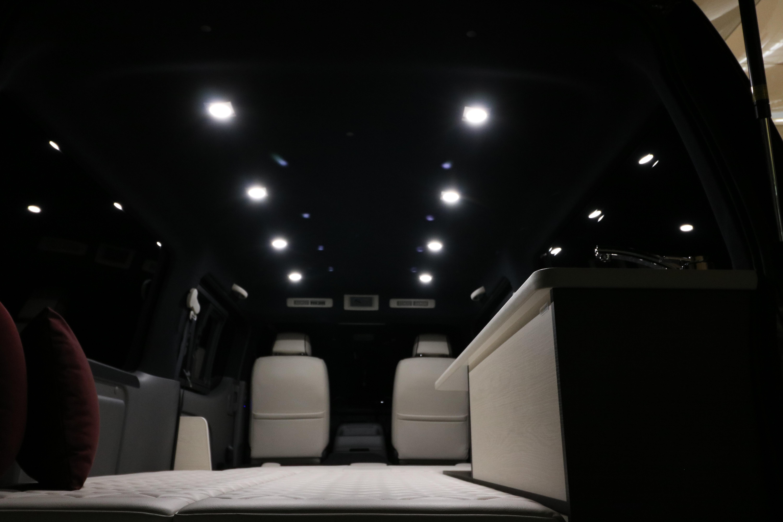 コンフォートルーフ+LEDダウンライト