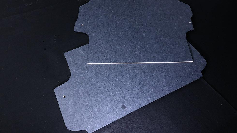 フロアーパネルーブラック(スーパーGLワイドボディ専用)Ⅰ~Ⅳ型