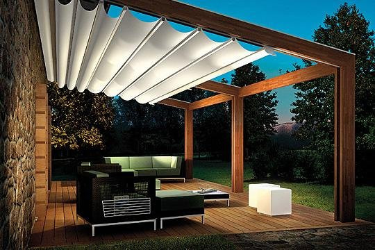 Outdoor Sitting, Pergola Design, Retractable Roof, Outdoor Product, Garden Product, Terrace Product, Terrace Garden Designers, Terrace Garden Design, Studio Machaan, Delhi