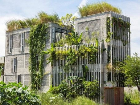 Green Architecture - What Makes a Building a Green Building ?
